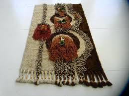 large mid century danish wall hanging sculpture era rug persian rug wall hanging kit large mid