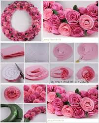 Small Picture Best 25 Paper flower tutorial ideas on Pinterest Paper flowers