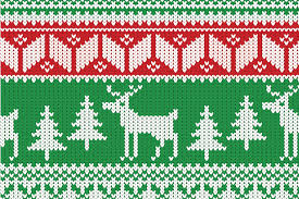 Christmas Pattern Custom How To Create A Christmas Jumper Pattern In Illustrator