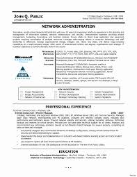Cisco Network Engineer Resume Sample Fresh Cisco Resume Document