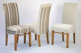 special upholstered dining chairs with cozy seating design beautiful full streaky motive for chair side white chair closed streaky motive in the backside