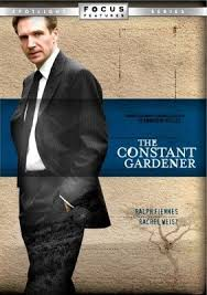 the constant gardener poster movie