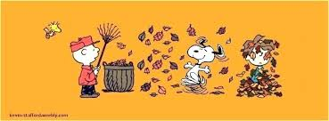 Image result for charlie brown fall clipart