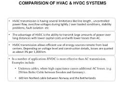 theory of hvdc transmission 6 • hvac transmission