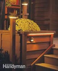 patio deck lighting ideas. how to install deck lighting patio ideas
