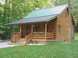 tiny house log cabin. Small Log Cabin Kit And Plans, The Design Is Nice Convenient To Enjoy Tiny House