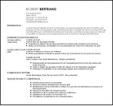 golf professional resume college golf resume template simple resume format