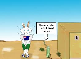 the aussie rabbit proof fence by vectoredthrust on   the aussie rabbit proof fence by vectoredthrust