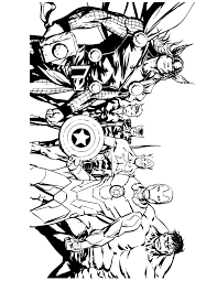 Small Picture Good Comic Book Coloring Pages 76 In Coloring Site with Comic Book