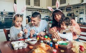 45 delicious easter dinner ideas for your holiday feast. Easter 2021 Chocolate Eggs Hot Cross Buns And How The Date Is Decided