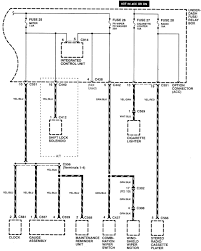 acura integra 1998 2001 wiring diagrams power distribution acura integra wiring diagram power distribution part 6