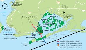 Rockaways Newsgroup Forum Pipeline Through Cut The Could