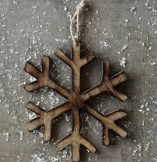 snowflake ornaments snowflake ornaments wooden snowflake ornaments