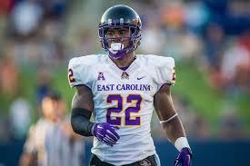 Terrell Richardson Football East Carolina University