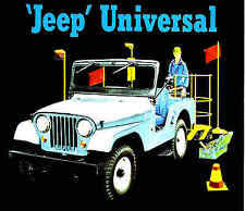jeep dj5 door hinge conversion kits 1965 jeep universal cj5 cj6 dj5 dj6 brochure universal cj5 4wd