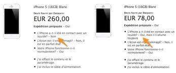 IPhone tomb dans leau : 8 astuces pour le sauver