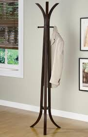 Coat Rack Furniture Amazon Modern Decor Coat Rack Entryway Hall Tree With Four 65