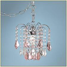 swag ceiling light plug in crystal chandelier stylish mini home design ideas amazing swag with regard