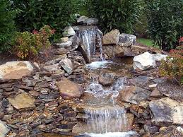 Small Picture front yard pond ideas Small Backyard Ponds And Waterfalls