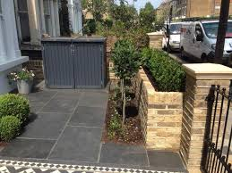front garden ideas victorian home. raised bed front garden wall london bin store topiary bay trees buxus ideas victorian home pinterest