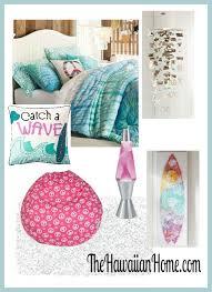 hawaiian themed bedroom. Modren Themed Girls Hippie Surf Theme Bedroom Hawaiian Bedroom Decor And Themed O