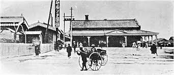 「1884年 - 上野駅」の画像検索結果