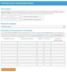 Commercial Shipping Invoice Amazing P488D Frequently Asked Questions FAQ International Shipping P488D