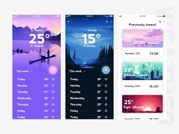 Android Weather App Design Pin On Ui Ux