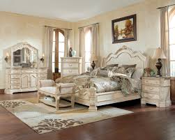 ortanique 5 pc bedroom set w king sleigh bed to enlarge