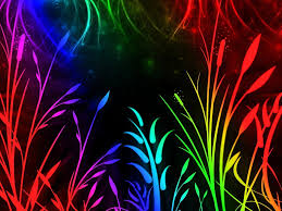 bright neon rainbow backgrounds. Unique Bright Bright Colors Images A Rainbow Of Color HD Wallpaper And Background Photos Intended Neon Backgrounds F