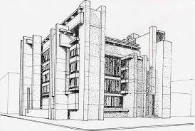 perspective drawings of buildings. Drawing Lessons Katiecahillart Point Perspective Drawings Of Buildings How To Draw Architectural Street P
