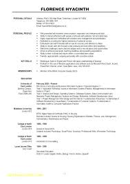 Inroads Resume Template