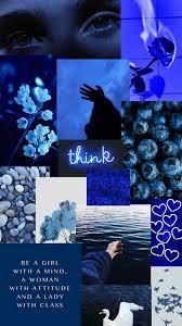 navy blue aesthetic