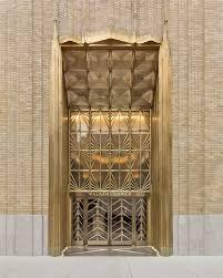 New Walker Design Art Deco New York City Entrance Walker Tower 212 West