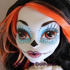 skelita calaveras monster high doll