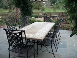 stone patio table. Granite Patio Table Full Size Of Home Stone Top Outdoor Dining Mosaic Tops Tables