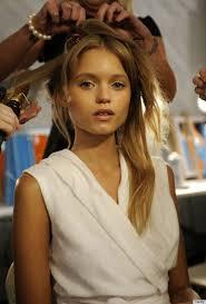 French teen model links