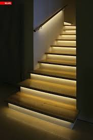 under stair lighting for extra fanciness stairs e42 stairs