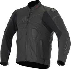 2016 alpinestars core airflow leather jacket street bike