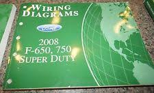 ford f650 catalytic converters 2008 ford f 650 750 super duty evtm wiring diagrams service manual