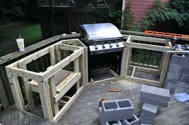 decorating outdoor kitchen plans and designs outside area design backyard ideas built in patio grill storage