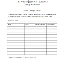 Walk A Thon Pledge Forms Magdalene Project Org