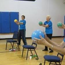 Silver Sneakers Perceived Exertion Chart Silver Sneakers Class Offered To Seniors Who Want To Get In