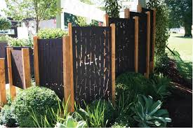 decorative screens garden screens