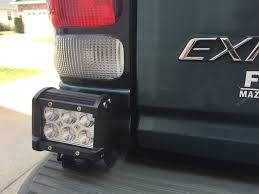 Led Auxiliary Backup Lights Reverse Lights For Rear Bumper Expedition Portal