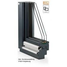 Holzfenster Exclusivline Sr 1082 2 Fach Verglasung Planone