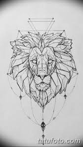 тату геометрия 03122018 361 Sketch Tattoo Geometry Tatufoto