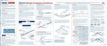 architectural shingles installation. Shingle Install Ahi Roofing International Pdf Catalogues Architectural Shingles Installation O