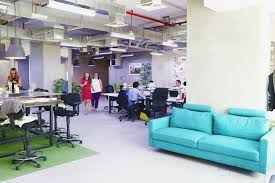 peaceful creative office space. Oh And Just-in-case You Had Few Minutes To Kill Before A Meeting Or Wanted Relieve Stress, There Is Table Football For Right In The Office. Peaceful Creative Office Space N