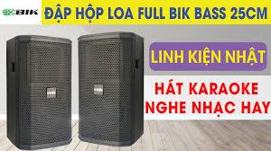 Loa BIK BSP 410 - loa karaoke công suất mạnh mẽ, Giá Rẻ